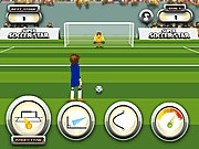 Thumbnail of Super Soccer Star