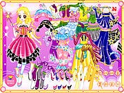 Thumbnail of Magic Dress up