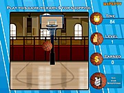 Thumbnail of Shop N Dress Basket Ball Game: Spring Rain Dress