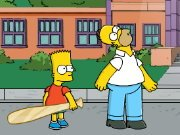 Thumbnail of Kick Ass Homer - Simpsons Toss
