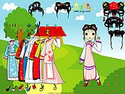 Thumbnail of Chinese Princess Dressup