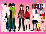 Couple Shopping Dress Up thumbnail