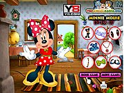 Thumbnail of Minnie Mouse Dressup