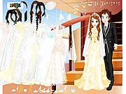 Wedding Couple Dressup thumbnail