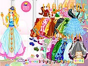 Thumbnail of Princess Gown Dressup