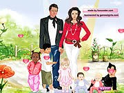 Angelina and Brad Dressup thumbnail