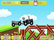 Thumbnail of Tom and Jerry Tractor 2