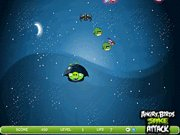 Thumbnail of Angry Birds Space Attack