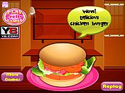 Delicious ChickenBurger thumbnail