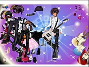 Thumbnail of Rock Girl Dress Up