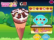 Thumbnail of Delicious Dora ice Cream