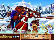 Princess Belle Hidden Objects thumbnail