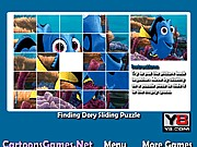 Thumbnail of Finding Dory Sliding Puzzle