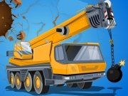 Demolition Crane Parking thumbnail