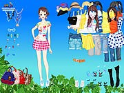 Spring Leaves Dressup thumbnail