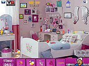 Thumbnail of Girl Bedroom Objects