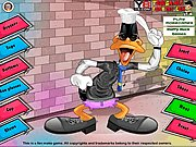 Thumbnail of Daffy Duck Dress Up