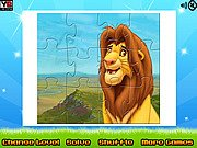 Lion King Puzzle Jigsaw thumbnail