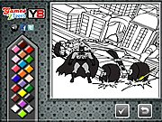 Thumbnail of Batman Online Coloring