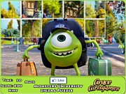 Monster University Zigzag Puzzle thumbnail
