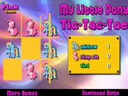 Thumbnail of My Little Pony Tic-Tac-Toe