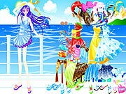 Thumbnail of Cruise Star Dressup