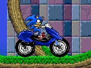 Thumbnail of Sonic Motorbike Racing