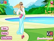 Thumbnail of Summer Glamour Dress Up