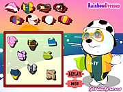 Baby Polar Bear Dress Up thumbnail