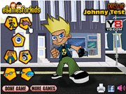 Thumbnail of Johnny Test Dress Up