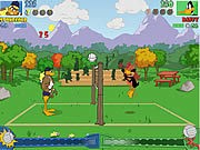 Thumbnail of Tricky Duck Volleyball