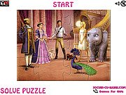 Thumbnail of Island Princess Jigsaw