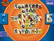 Thumbnail of Looney Tunes Mahjong