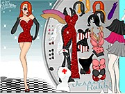Thumbnail of Jessica Rabbit Paperdoll