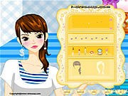 Thumbnail of Girl Dressup Makeover 14