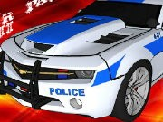 Thumbnail of Police Car Parking 2
