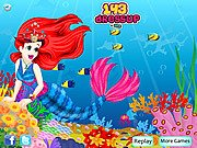 Thumbnail of Mermaid Princess Dressup