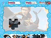 Jolly Jigsaw Puzzle - How to Train your Dragon thumbnail