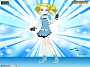 Bubbles Powerpuff Girl Dress Up thumbnail