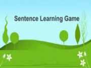 Sentence Learning Game thumbnail