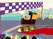 Thumbnail of Happy Tree Friends - Wheelin