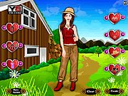 Thumbnail of Farm Fashion Dressup