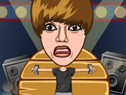 Thumbnail of Justin Bieber Darts