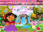 Thumbnail of Dora Adventure Hidden Objects