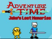 Thumbnail of Adventure Time 8Bit