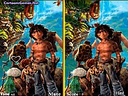 Thumbnail of The Croods Spot the Difference