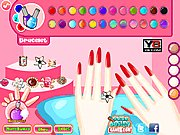 Cool Summer Nails thumbnail
