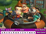 Thumbnail of Jimmy Neutron Hidden Letters