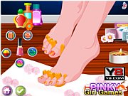 Luxury Spa Nail Pedicure thumbnail