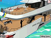 Thumbnail of Stickman Death Yacht